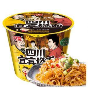 白家阿宽四川宜宾燃面125g/BJ Sichuan YiBin Burning Noodle 125g