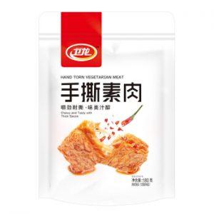 卫龙手撕素肉180g/WL Spicy Sliced Bean Curd 180g