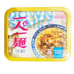 楼下面馆一人一面麻婆豆腐肉酱拌面280g/LXMG Mapo Tofu Sauce Noodle 280g