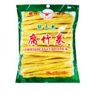 桂林特产天然腐竹卷200g/Dried Bean Curd Stick 200g