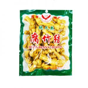 桂林特产天然腐竹结200g/Dried Bean Curd Knot 200g