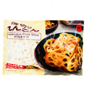 Jun速冻莲藕片(薄)400g/Jun Frozen Sliced Lotus Root Thin 400g