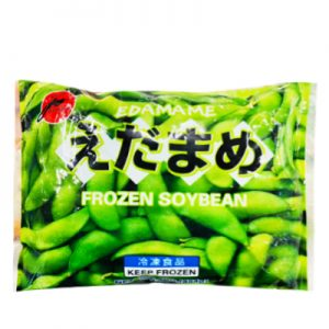 Jun冷冻毛豆荚454g/Jun Frozen Soybean 454g