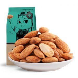 三只松鼠手剥巴旦木160g/Three Squirrels Hand Peled Almond 160g
