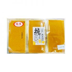 佐滋和风纯蛋糕3个装158g/ZZ Original Cakes 3pk 158g