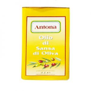 意大利Antona Sansa橄榄油4L/Antona Sansa Oliva Olio 4L