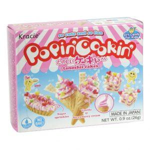 日本Kracie嘉娜宝POPINCOOKIN冰淇淋食玩26g