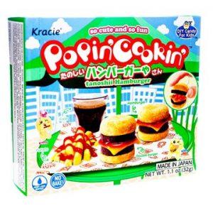 日本Kracie嘉娜宝POPINCOOKIN野餐食玩32g