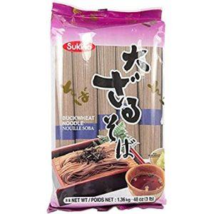 Sukina日式荞麦面大包装1.36KG/Sukina Buckwheat Noodle 1.36KG