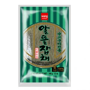 韩国Wang Korean红薯粉丝340g/Wang Korean Japcha Noodle 340g