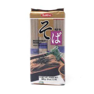 Sukina荞麦面680g/Sukina Buckwheat Noodle 680g