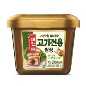 韩国CJ白雪豆瓣酱450g/CJ Seasoned Soybean Paste 450g