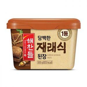 韩国CJ白雪黄豆酱500g/CJ Soybean Paste 500g