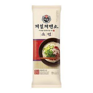 韩国CJ白雪极细挂面500g/CJ Wheat Noodles 500g