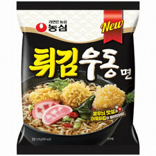 韩国Nongshim农辛天妇罗乌冬面单包装118g/Nongshim Tempura Udon Noodle Soup 118g