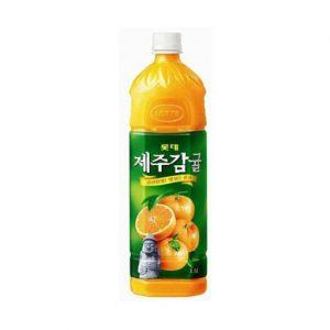 韩国Lotte乐天农场特选橘汁1.5L/Lotte Orange Juice 1.5L