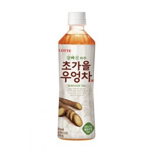 韩国Lotte乐天牛蒡茶500ml/Lotte Burdock Tea 500ml