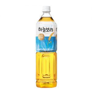 韩国Woongjin健康大麦茶1.5L/Woongjin Healthy Barkley Tea 1.5L