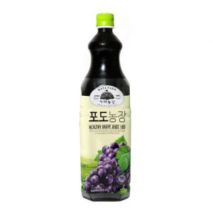 韩国GAYA健康葡萄汁1.5L/GAYA Healthy Grape Juice 1.5L