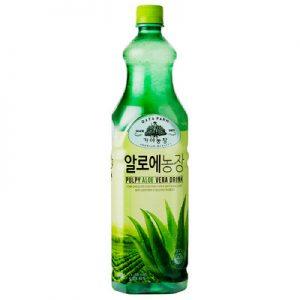韩国GAYA特选芦荟汁1.5L/GAYA Pulpy Aloe Vear Drink 1.5L