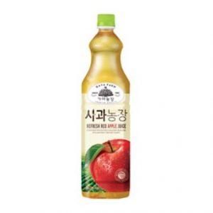 韩国GAYA清新红苹果汁1.5L/GAYA Refresh Red Apple Juice 1.5L