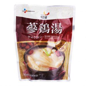韩国CJ参鸡汤汤料内含整只鸡800g/CJ Samgyetasg Chicken Soup 800g