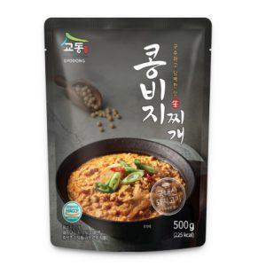 韩国GYODONG韩式猪肉豆瓣酱汤500g/GYODONG Ground Soybean Stew 500g