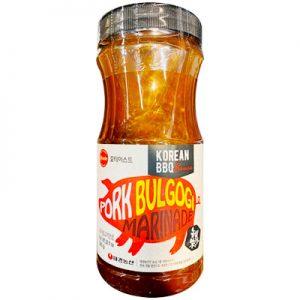 韩国Otaste烧烤调味酱960g/Otaste Korean BBQ Sauce 960g