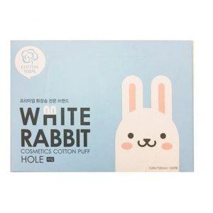 韩国WhiteRabbit卸妆棉(蓝色装)