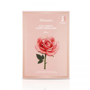 韩国JM Solution V脸玫瑰面膜单片入/JM Solution Rose Mask 1sheet
