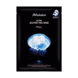韩国JM Solution肌司妍水母弹力紧致面膜1片入/JM Solution Active Jellyfish Vital Mask 1pcs