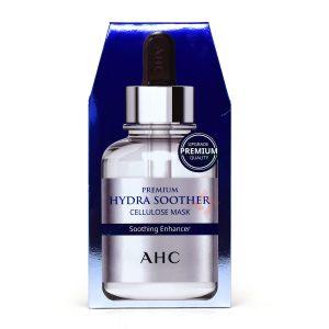 韩国AHC高效深层保湿补水蒸汽面膜5片入/AHC Premium Hydra Soother Cellulose Mask 5pcs