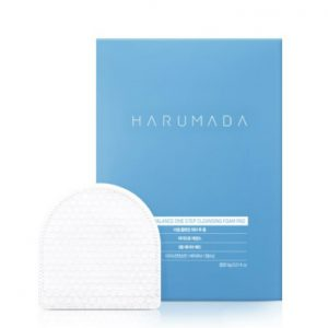 韩国Harumada3层洗脸巾单片装/Harumada Triple Balance One Step Cleansing Foam Pads