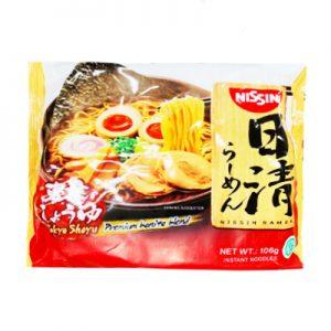 日本Nissin日清高级冬季豚骨拉面106g/Nissin Premium Bonito Blend 106g