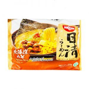 日本Nissin日清北海道味增拉面106g/Nissin Hokkaido Miso Ramyun 106g