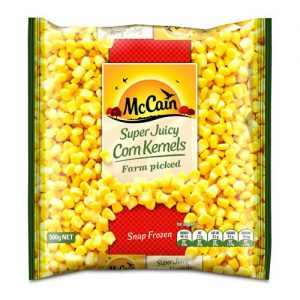 McCain冷冻甜玉米粒500g/McCain Super Juicy Comkernels 500g