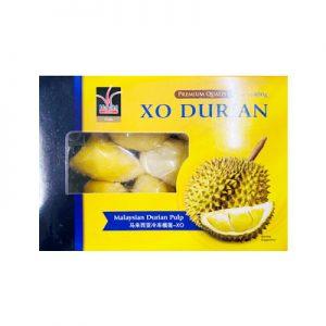 HANABI马来西亚XO冷冻榴莲果肉400g/HANABI XO Malaysian Durian Pulp 400g