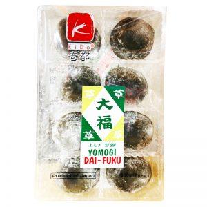 日本KIDO奇都大幅麻薯草饼200g/KIDO YOMOGI DA-KUFU 200g