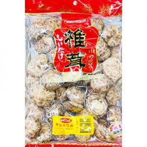 怡美特级茶花菇200g/Macrotaste Dried Tea Striped Mushroom 200g