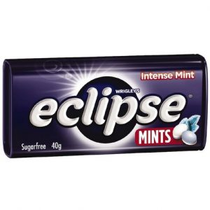 Eclipse薄荷糖40g/Eclipse Intense Mints 40g