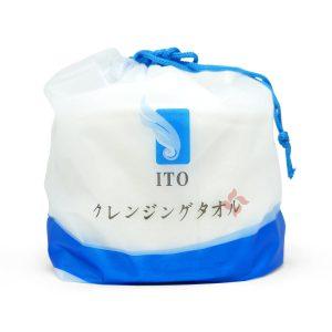 日本ITO网红推荐洗脸巾80片装/ITO Face Wash Tissue 80pcs