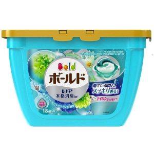 BOLD/3D 超净白洗衣球18P/BOLD 3D Extr Clean Gelball 18P