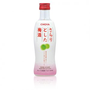 CHOYA/梅子汁酒 300ML 7%/CHOYA/PLUM WINE 300ML 7%