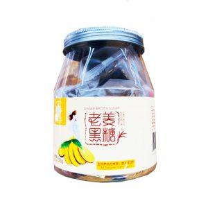 金帆牌老姜黑糖220g/JFP Ginger Brown Sugar 220g