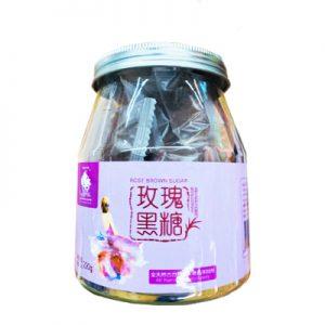 金帆牌玫瑰黑糖220g/JFP Rose Brown Sugar 220g