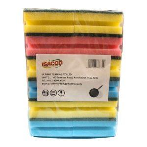 ISACCO/洗碗刷 12P/ISACCO BRUSH 12P