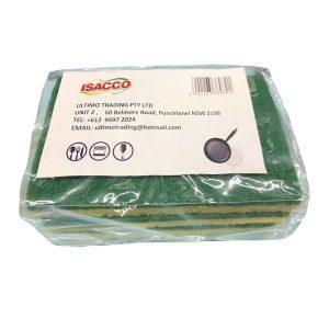 ISACCO/洗碗刷 15*9CM 3P/ISACCO CELLULOSE SPONGE 3P