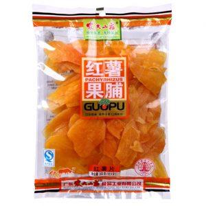 农夫山庄红薯果脯红薯条350g/NFSQ Sliced Dried Potato Snack 350g