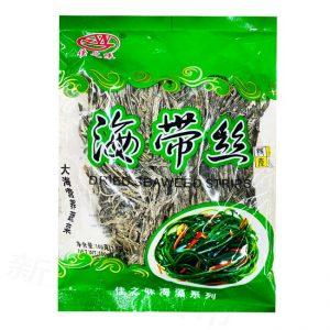 佳之味海带丝100g/JZW Dried Seaweed Strips 100g