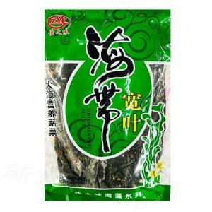 佳之味宽叶海带150g/JZW Dried Sea Weed Slices 150g